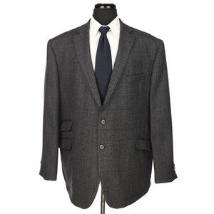 Jos A Bank 1905 Tailored Fit Tweed Wool Sport Coat